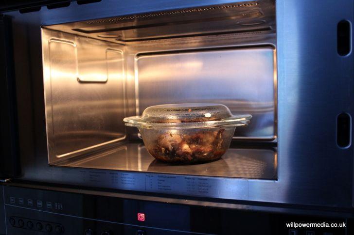 Crispy Microwave Jamaican Jerk Chicken Microwave Ingredients Image
