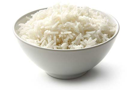 Plain Rice Dishes Microwave Plain Rice