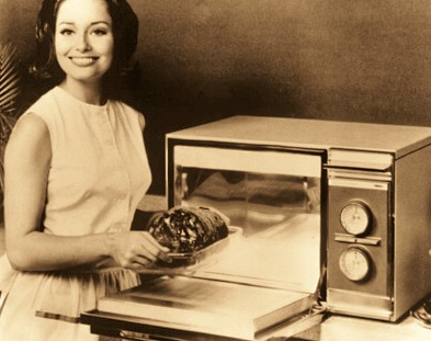 Microwave Oven History Facts Info Master Chef